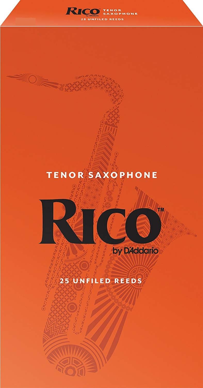 Daddario Rico ance sax tenore confezione da da da 25 mod. Unfiled misura 3 a61f0f