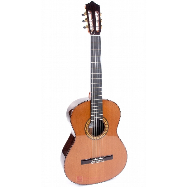 alhambra chitarra classica 4/4 mod. luthier india